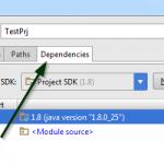 Как добавить библиотеку (.jar файл) в проект Intellij IDEA
