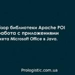 Обзор библиотеки Apache POI — работа с приложениями пакета Microsoft Office в Java